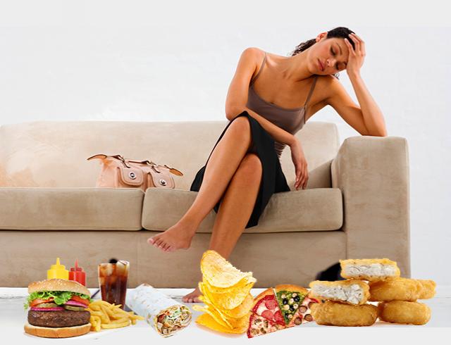 Что-то не так: продукты питания, от которых ты почувствуешь усталость