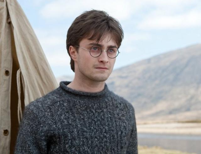 Отредактировала: Джоан Роулинг призналась, что Гарри Поттеров cначала было двое