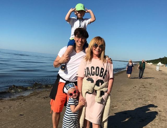 Счастливая семья: Максим Галкин восхитил поклонников домашним ВИДЕО с детьми и Аллой Пугачевой