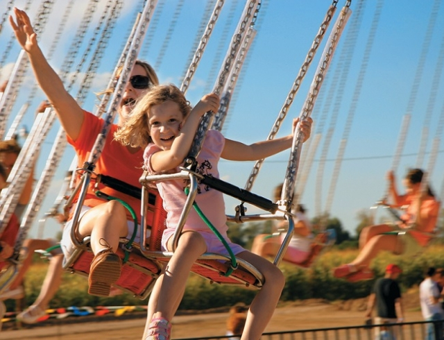 Выходные в городе и за городом: где весело провести время с детьми?