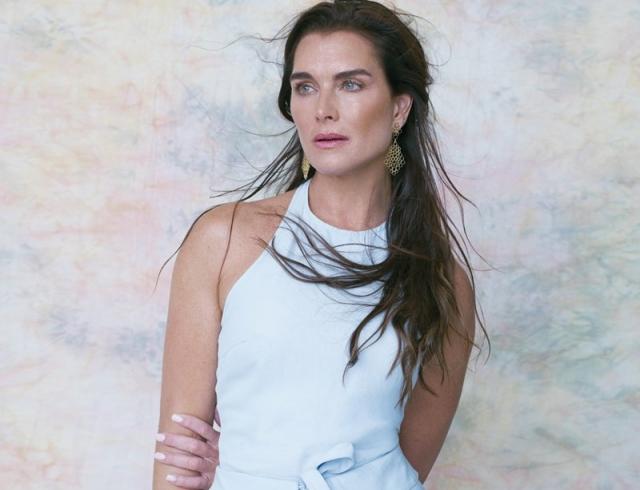 52-летняя Брук Шилдс снова появилась в кампейне белья Calvin Klein спустя 37 лет