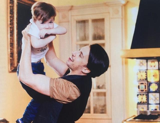 3-летний сын Галкина и Пугачевой приготовил роскошный ужин для Кристины Орбакайте (ВИДЕО)