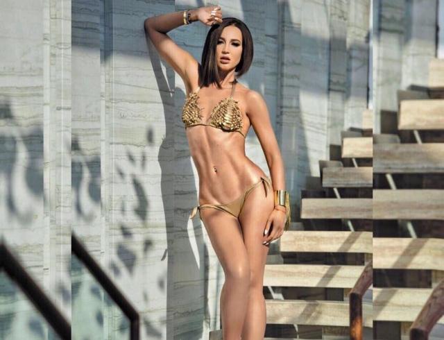 """Ольга Бузова о своей внешности: """"Не красавица, но фигура у меня идеальная"""""""