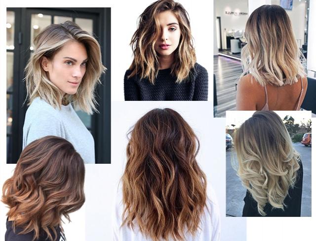 Окрашивание волос шатуш или эффект выгоревших прядей: идеальный вариант для лета