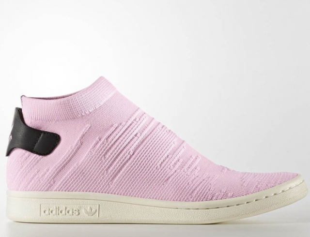 Максимальная легкость: Adidas презентовал новые Stan Smith, похожие на носки