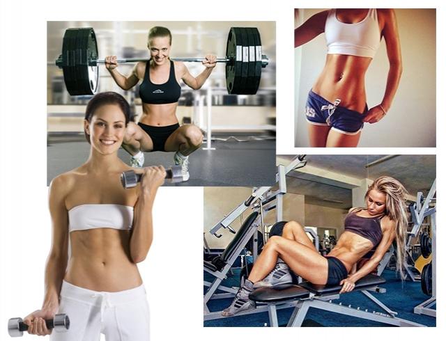 Как похудеть на силовых тренировках