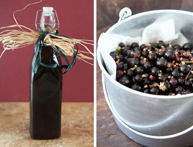 Классический рецепт вина из смородины