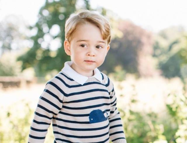 Что принц Джордж кушает в школе: меню меняют каждые 3 недели