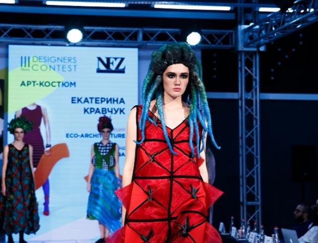 Финалисты конкурса New Fashion Zone показали лицо современной украинской моды