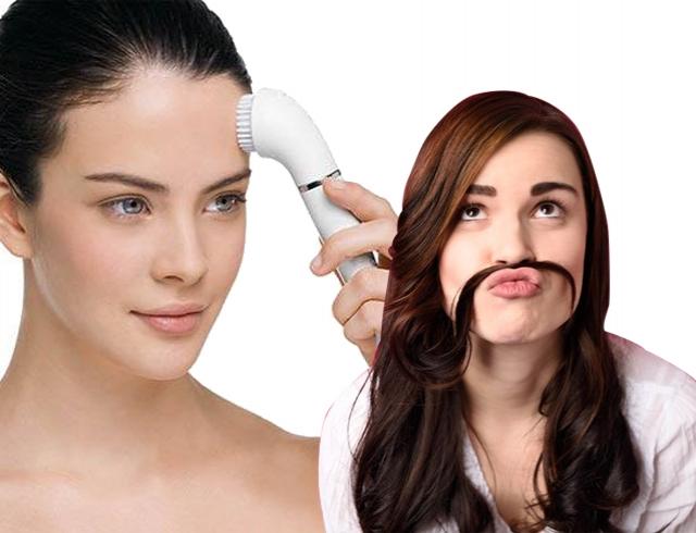 Стоп, пушок: как эффективно избавиться от нежелательных волос на лице (+ВИДЕО)