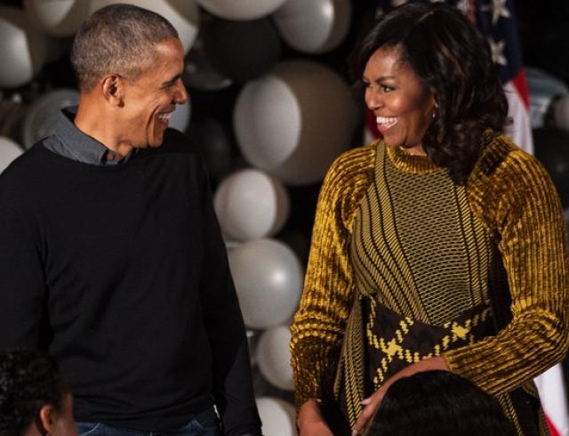 25 лет вместе: Мишель Обама трогательно поздравила Барака Обаму с годовщиной свадьбы (ФОТО)