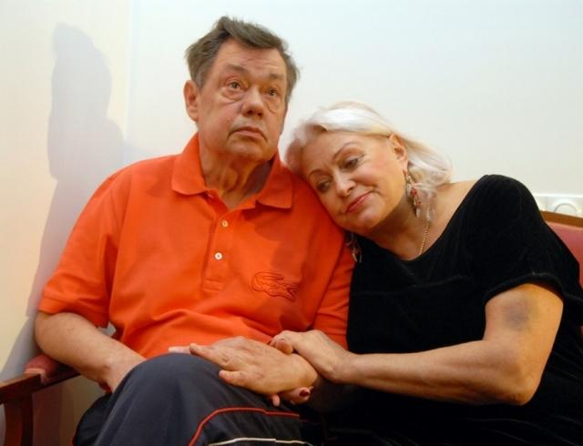 У Николая Караченцова — рак: жена подтвердила печальные слухи