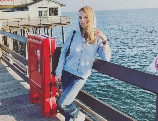 Ольга Фреймут ответила на критику хейтеров по поводу морщин и замученного вида (ФОТО)