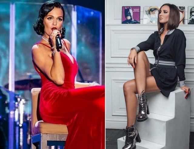 Певица Слава вступилась за Ольгу Бузову в скандале с пародией Самбурской, признавшись, что сама 5 лет пела под фонограмму