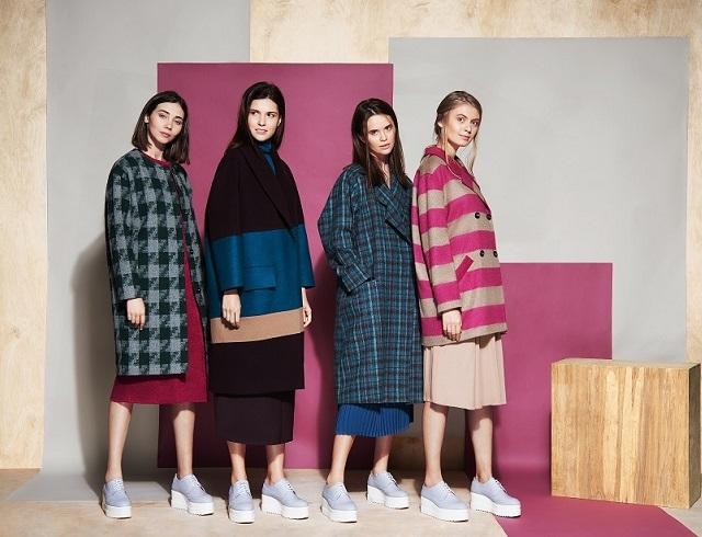 Стильная осень: 10 трендовых пальто украинских брендов