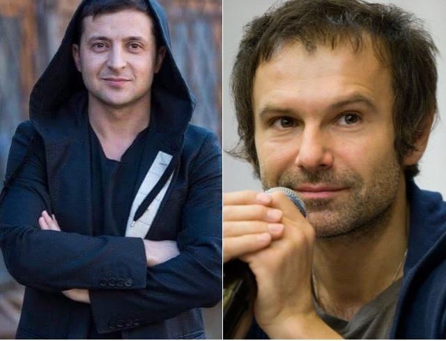 Зеленский намекнул на Вакарчука: Нельзя учиться в Америке жизни в Украине
