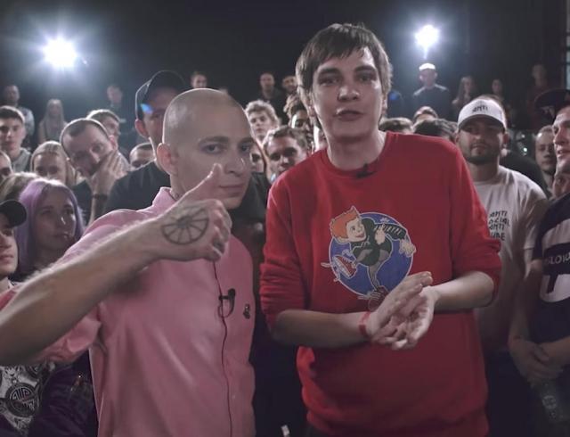 Историческая встреча: Оксимирон и Гнойный увидятся в Екатеринбурге