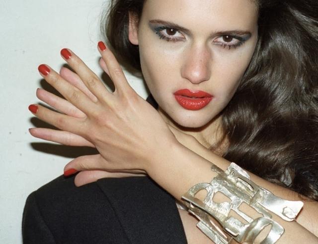 Украинская Джиа Каранджи: украинка украсила Vogue Paris