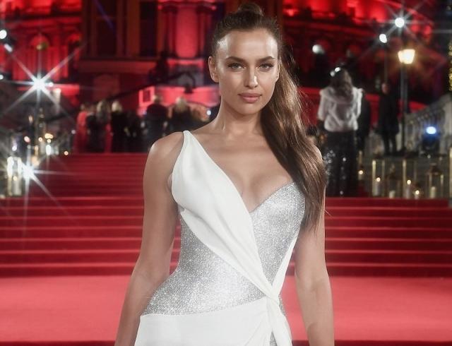 Ирина Шейк затмила всех на премии The Fashion Awards 2017