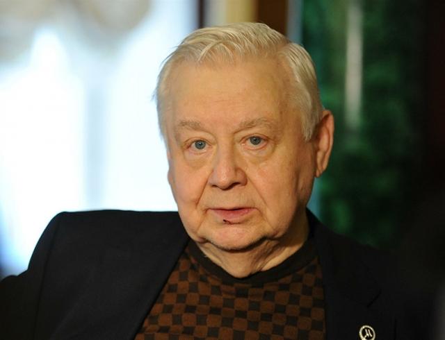 СМИ: Олега Табакова ввели в искусственную кому