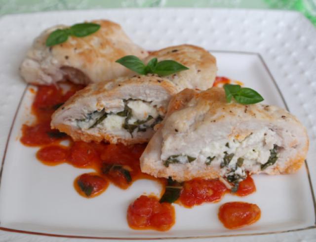 Рождественские вкусняшки: куриные кармашки — легкое и сытное блюдо от Асмик Гаспарян