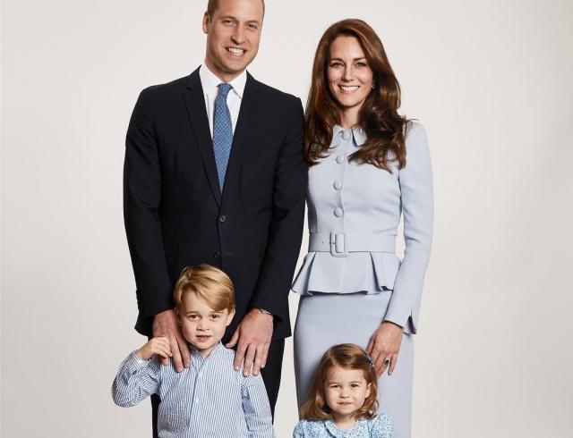 Глазами мамы: появились новые портреты принцессы Шарлотты, сделанные Кейт Миддлтон