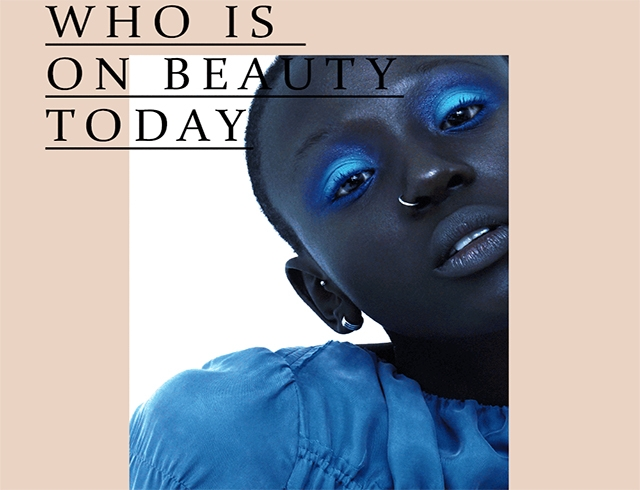 Специальный проект Who Is On Beauty Today