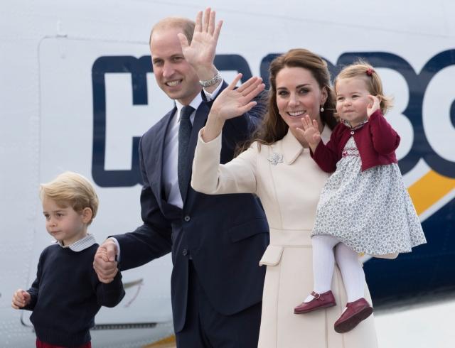 Кейт Миддлтон беременна двойней!
