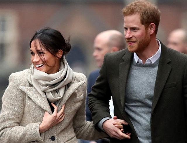 """""""Простые люди"""": кого еще Меган Маркл и принц Гарри пригласили на свадьбу"""