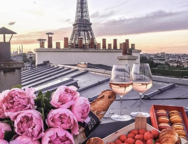 Французский ужин: первое, второе и Париж