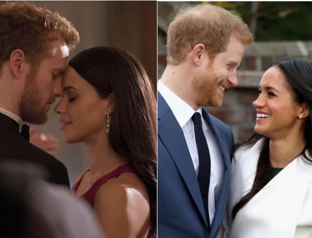 Появились первые кадры из фильма о королевской любви принца Гарри и Меган Маркл (ФОТО)