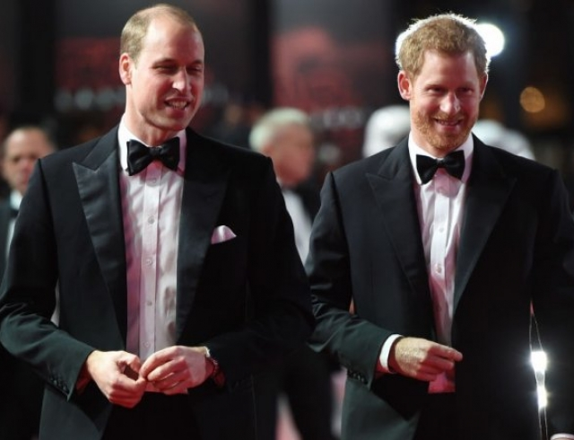 Принцу Уильяму выпала важная роль на свадьбе принца Гарри и Меган Маркл