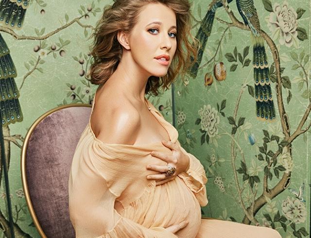 Излишнюю эмоциональность и слезы Ксении Собчак на дебатах объяснили... беременностью!