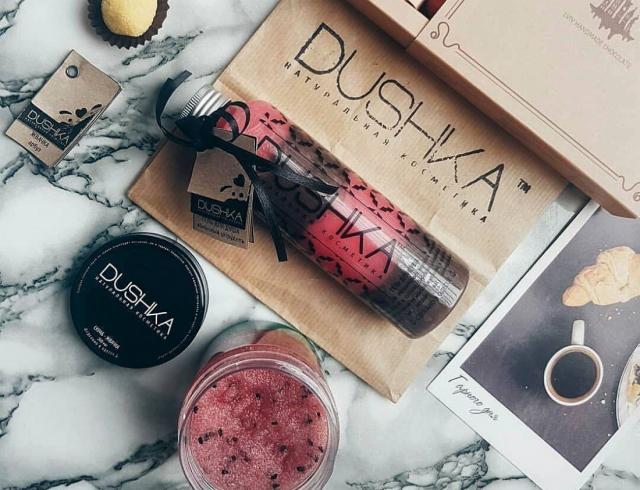 Редакция тестирует: натуральная косметика made in Odessa от Dushka