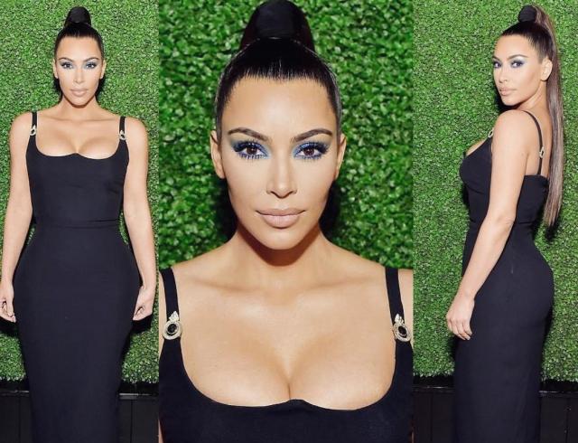 Drama queen: Ким Кардашьян восхитила ярким образом