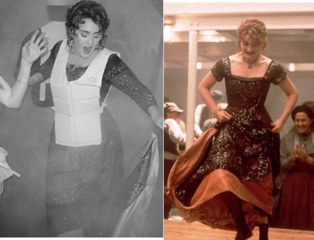 """К своему 30-летию Адель превратилась... в Роуз из фильма """"Титаник"""""""