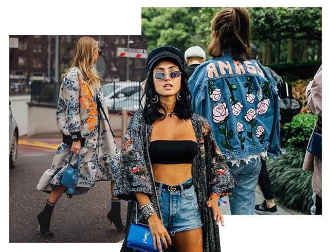 Будь оригинальной, sista: модная верхняя одежда на весну и лето