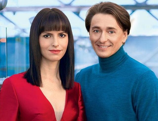 Сергей Безруков снова будет отцом
