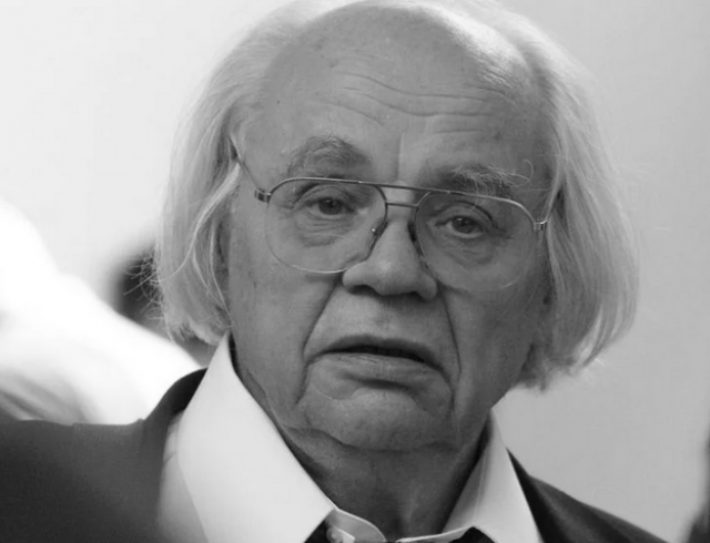Умер Иван Драч: украинский поэт и политик скончался на 82-м году жизни