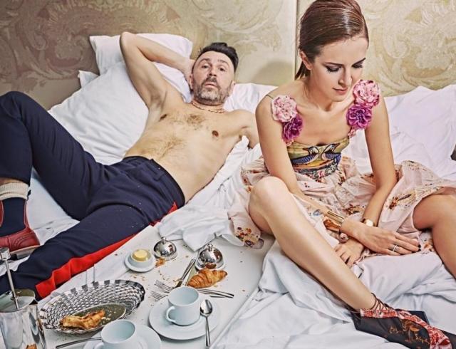 """""""Поведение жены оказалось неприемлемым"""": Матильду Шнурову обвинили в измене"""