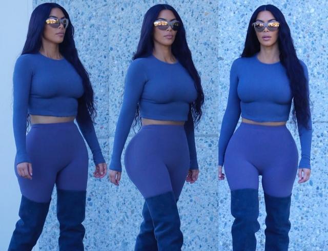 Тренд ввела — тренд уничтожила: почему Ким Кардашьян больше не делает селфи