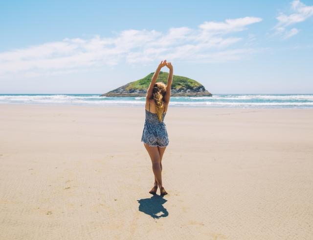 Не уходи: как сохранить загар надолго