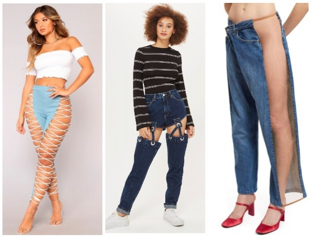 Мода, что ты делаешь, прекрати: странные вещи для самых смелых