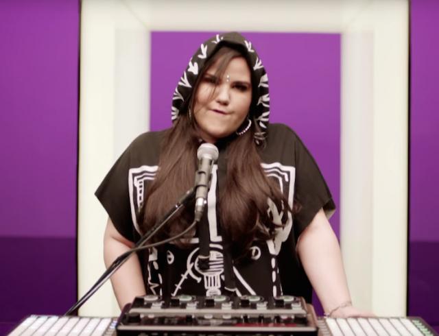 Победительница «Евровидения-2018» показала тизер клипа, отснятого вКиеве