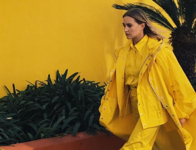 Украинская певица LAYAH вышла на подиум Ukrainian Fashion Week