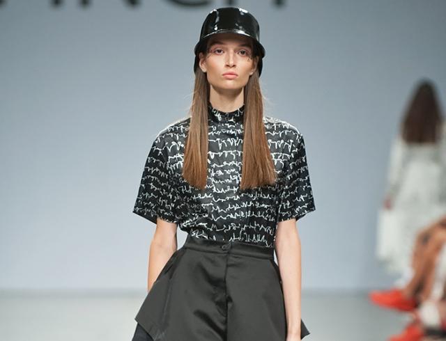 Ukrainian Fashion Week весна-лето 2019: дебют FINCH на главном подиуме