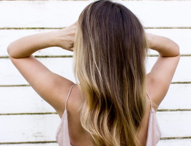 Техника балаяж: какие оттенки волос сочетать