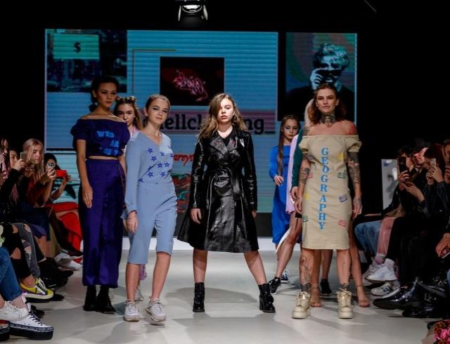 Junior Fashion Week 2018: завершающий день осенней недели детской моды