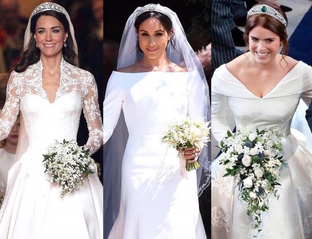 Свадебное платье принцессы кейт