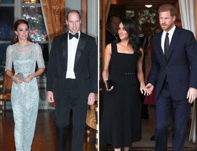 Почему дети Меган Маркл и принца Гарри будут воспитываться иначе, чем наследники Кейт и Уильяма
